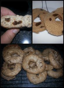 Cinnamon Raisin Bagels – Make these at home
