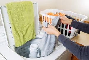 I like it on top. #laundrywoes