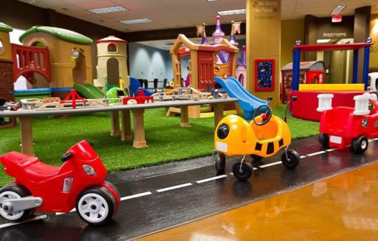 Kid Friendly Restaurants West Edmonton Mall