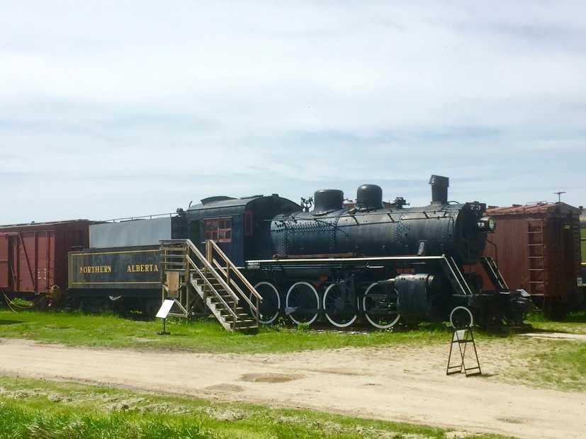 Alberta Railway Museum Edmonton 2017