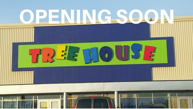 Treehouse North Edmonton is set to open in the new year