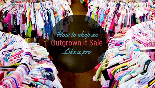 How to shop Outgrown it Sale like a pro.