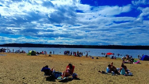 beaches-in-alberta