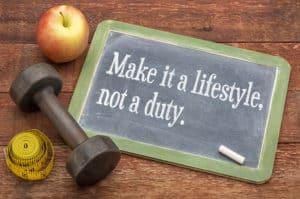 Make it a lifestyle, not a duty. #GoodLife