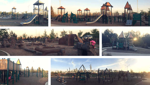 Play at Jackie Parker Park