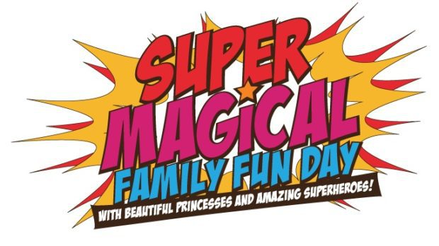 Super Magical Family Fun Day