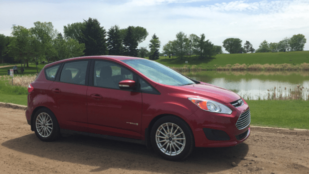 a week with the ford c max hybrid se. Black Bedroom Furniture Sets. Home Design Ideas
