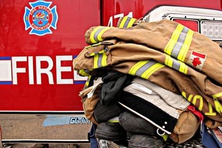 Edmonton Firefighters'