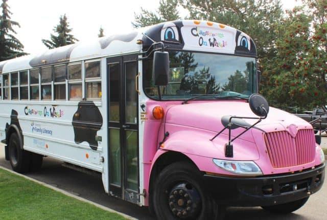 Edmonton Kids COW Bus