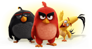 Angry Birds Universe opens Saturday October 8th at TWOSE