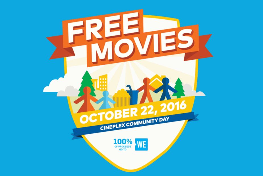 Cineplex Community Day