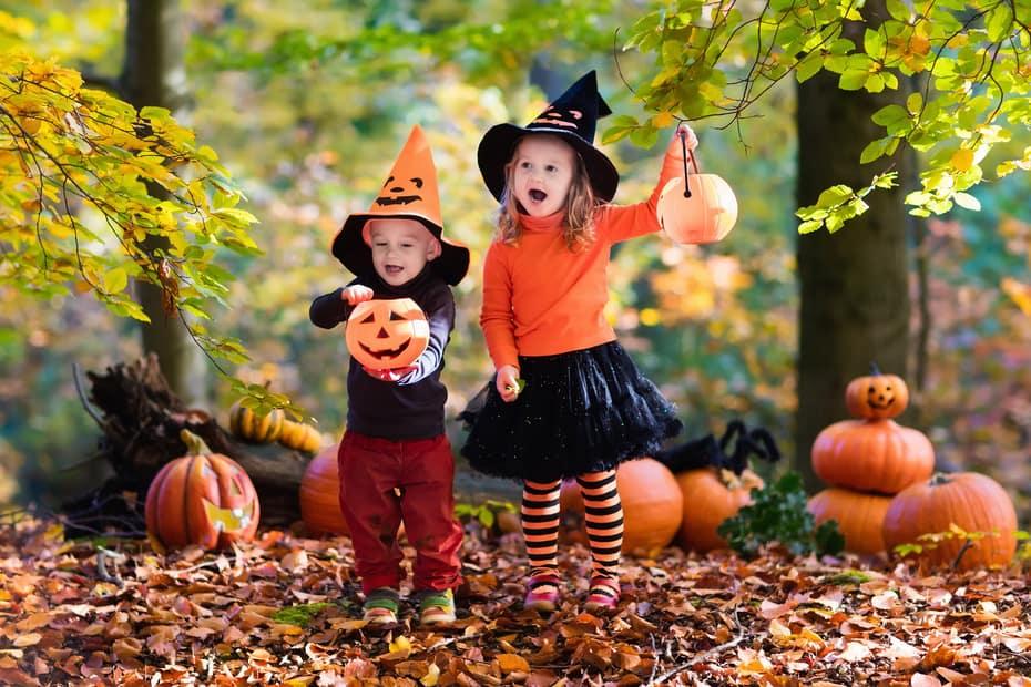 Halloween events around Edmonton