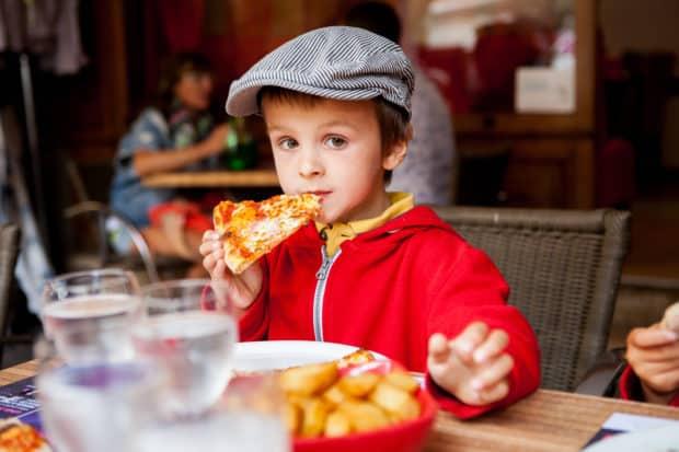 Kids Eat Free Edmonton