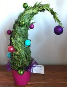 Order a create-it-yourself Whoville Tree from Tickled Floral