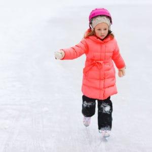 Free Learn to Skate Drop-in program across Edmonton