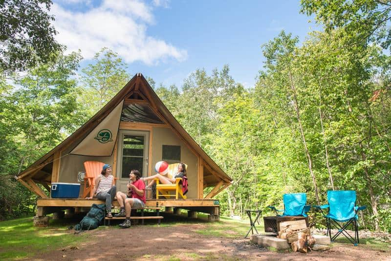 Parks Canada Campsite Reservations For Alberta Open Next Week
