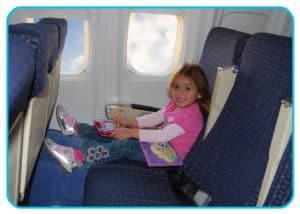 1st class kid travel pillow