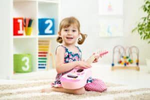 Music Box Babies. A new music program by the Winspear Center for kids 0-4yrs