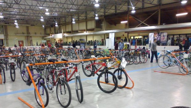 Edmonton Bike Swap