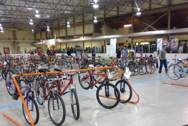 Edmonton Bike Swap
