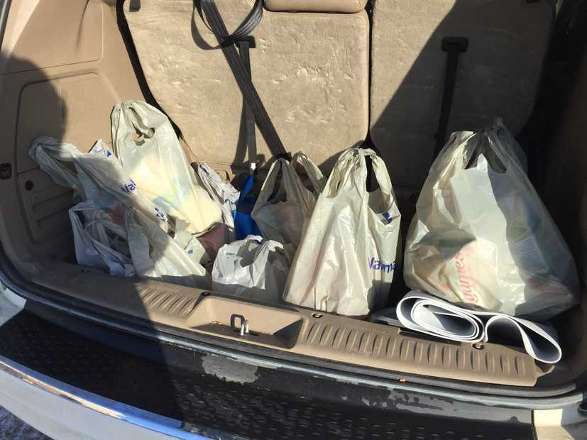 Review: How Walmart ca Grocery Pickup went for me
