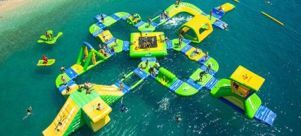 Aqua Splash Park