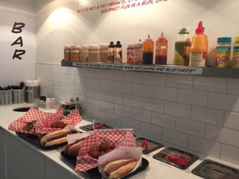 Fat Franks Hot Dog