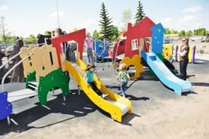 toddler friendly playgrounds