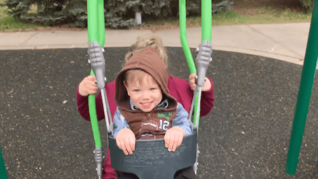 Crestwood Community Expression Swing
