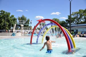 City of Edmonton Outdoor Pools