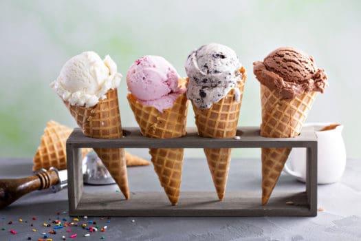 Canada Screams for Ice Cream
