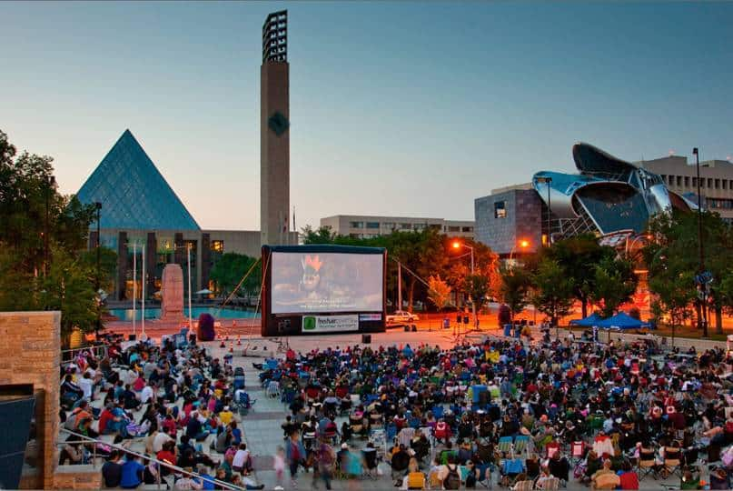 Outdoor Movies to watch in August