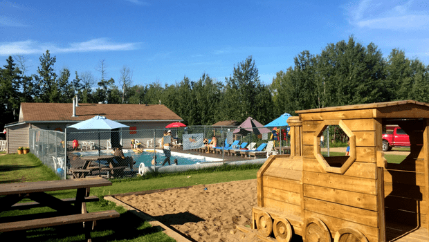 Lindbrook Stargazer Campground & RV Park