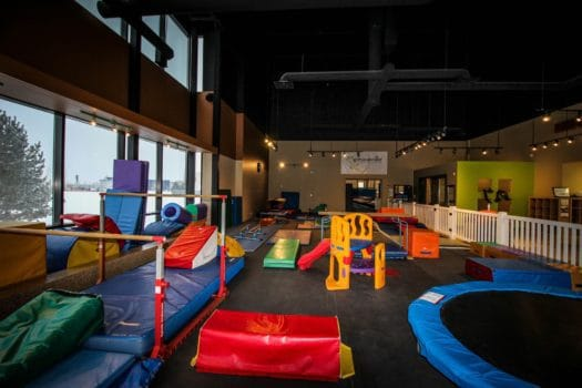 Drop-In Gymnastics Programs For Preschoolers Around Edmonton