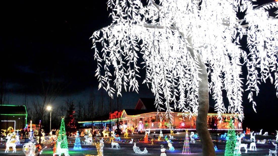 Edmonton Christmas Light Displays 2019