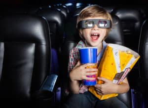 March Break Movies! See these four movies for just $3