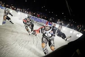 Get tickets to the Red Bull Crashed Ice March 9th & 10th 2018
