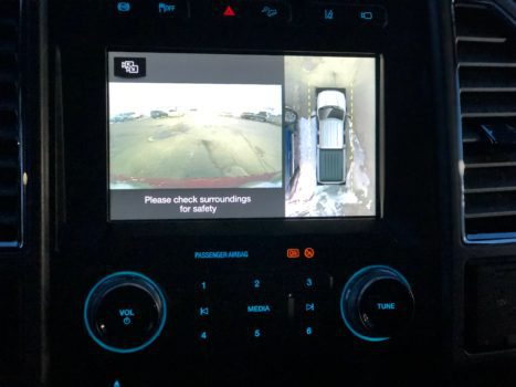 360 camera Ford F-350