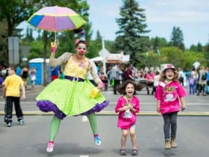 What to do with kids around Edmonton in May