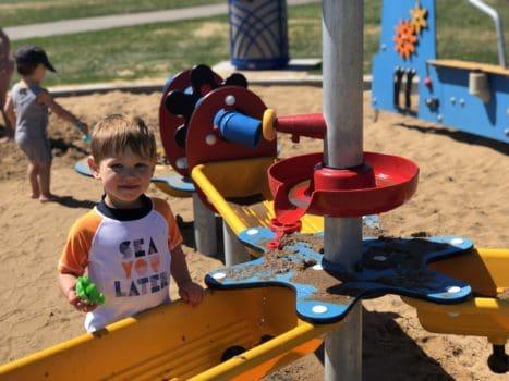 Toddler-Friendly Spray Parks Around Edmonton