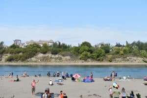 Edmonton Accidental Beach Back Again This Year