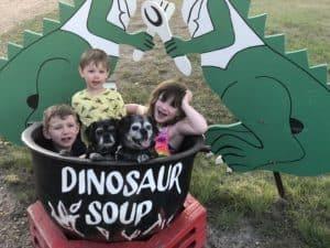 Review: Dinosaur Trail RV Resort & Cabins in Drumheller, Alberta