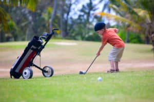 Take A Kid To The Course – Youth Under 16 Golf For Free Around Edmonton