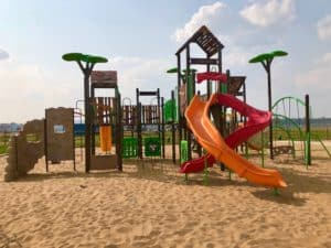 Review – Andy's Playground In Fort Saskatchewan, AB