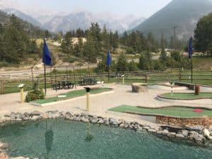 Creating Family Memories At Fairmont Hot Springs Resort