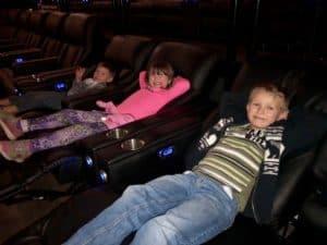The Most Comfortable Movie Experience At St.Albert Landmark Cinemas
