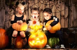 Edmonton & Area Kid-Friendly Haunted Houses 2018