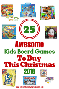 25 Awesome Kids Board Games To Buy This Christmas | 2018