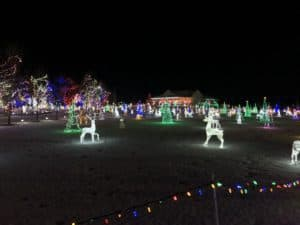 Leduc Country Christmas Lights