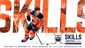 Tickets To The Oilers Skills Competition Make The Perfect Experience Gift